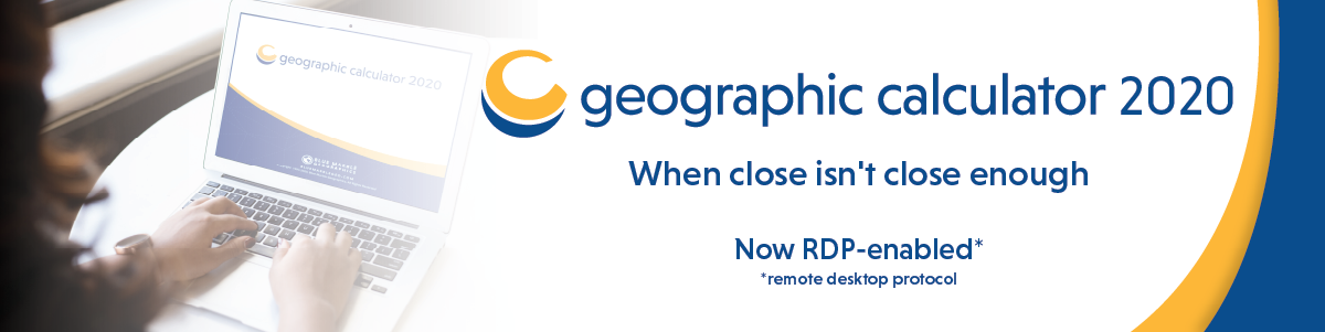 Geographic Calculator: The global coordinate transformation tool - Download Now >
