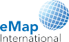 eMap International logo