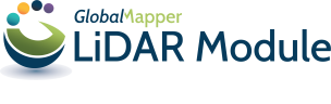 Global Mapper LiDAR Module