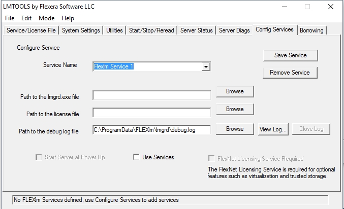 Installing and Configuring the Network License for Global Mapper