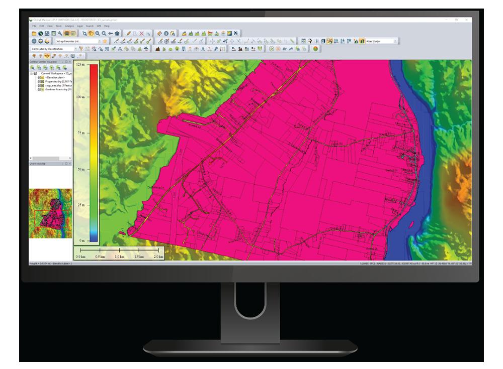 Windows 7 Global Energy Mapper 22.1 full