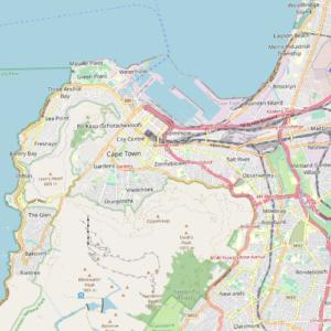 Regional Map in Global Mapper