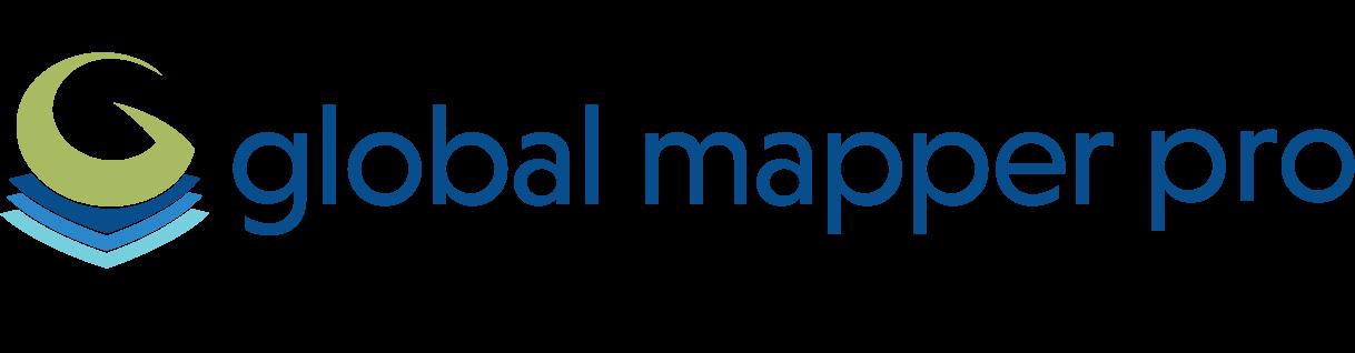 Global Mapper Pro Logo